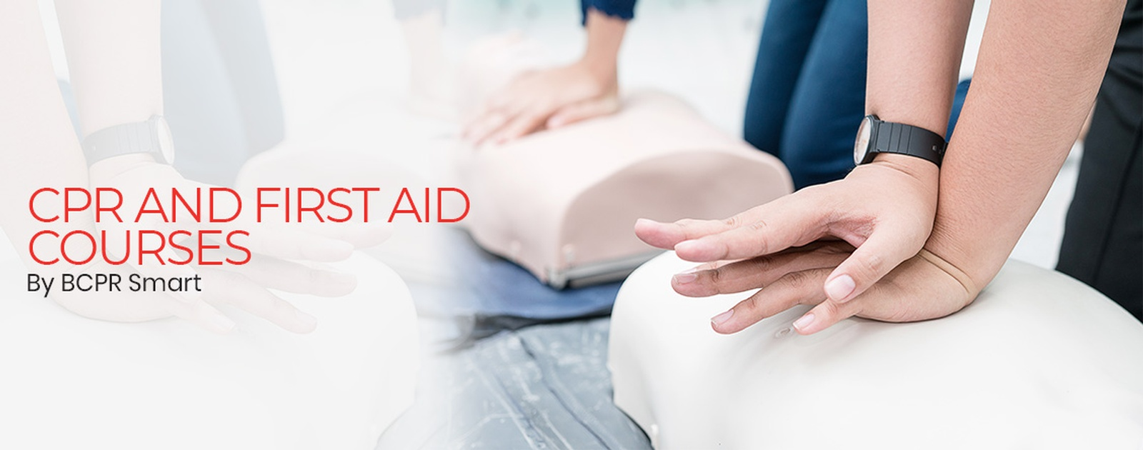Canadian Red Cross First Aid Courses